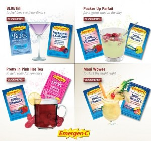 Emergen-C Recipe Kit