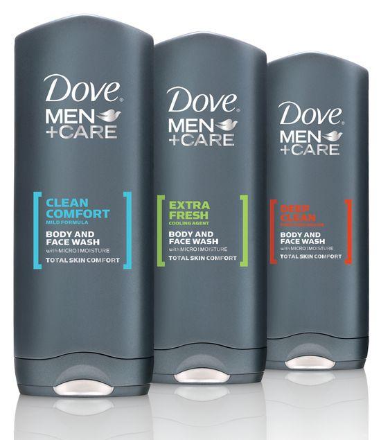 Target Free Dove Men Care Body Wash More