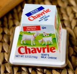 FREE Chavrie Goat Cheese