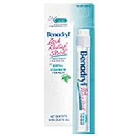 benadryl itch relief sticks