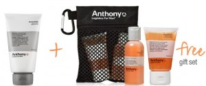 Anthony Logistics for Men at Sephora
