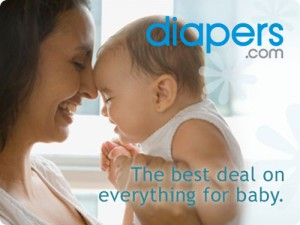 Win-It Wednesday: $50 Diapers.com Gift Card (5 Winners!)