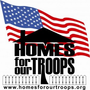 SeeHere.com and Homes for Our Troops