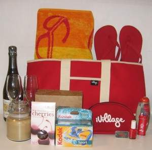 iVillage Gift Basket