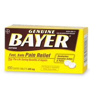 Can I Give A Dog Bayer Aspirin