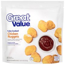 Great Value Chicken Nuggets