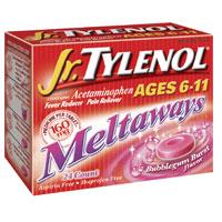 Tylenol Meltaways