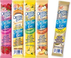Crystal Light Water Flavor Packets Nutrition Www Lightneasy Net