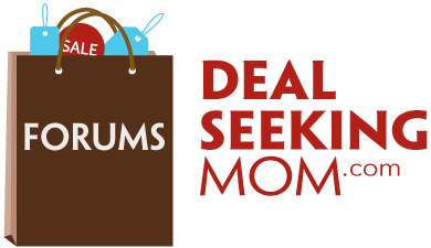 Deal Seeking Mom Forums