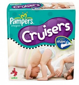 Pampers Dry Max Satisfaction Guarantee