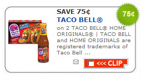 taco bell home originals