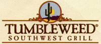 Kids Eat Free: Tumbleweed Southwest Grill