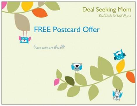 Vistaprint 100 Free Postcards Offer