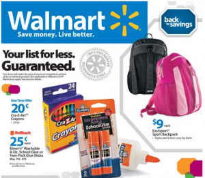 Walmart back to school pencil prices back to school deals at walmart