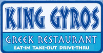 Kids Eat Free King Gyros Greek Restaurant