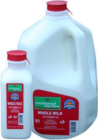 Consumer Recalls: Midland Farms Milk + More