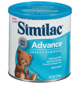 Consumer Recalls: Similac Powdered Infant Formula + More