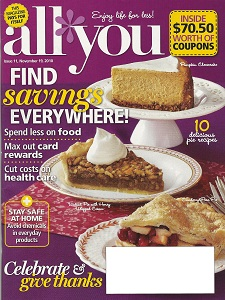 March Coupons in All You Magazine and subscribe for 1 year only $ by Denise on 03/03/ March's issue has $ in coupons and great articles on making your own cleaning products, 21 ways to raise extra cash and Melt Away lbs eating plan.