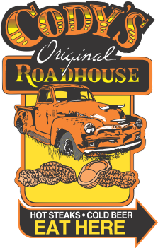 Kids Eat Free: Cody's Original Roadhouse