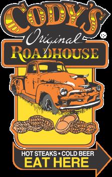 Kids Eat Free: Cody's Original Roadhouse