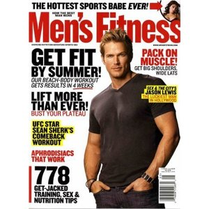 Men's Fitness Magazine FREE Subscription