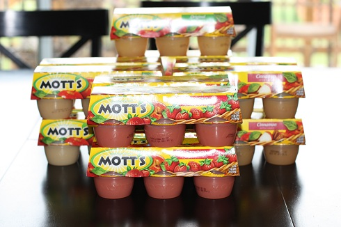 Motts applesauce recipe