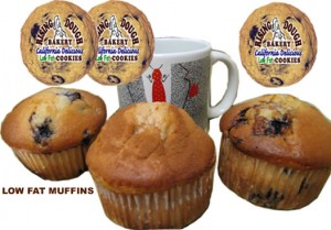 Consumer Recalls: Rising Dough Bakery Cranberry Muffins + More