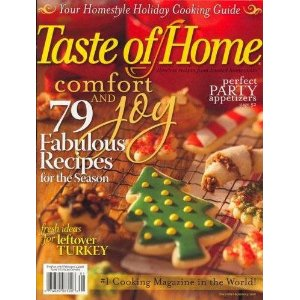Taste of home magazine subscription for Style at home subscription deal