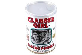 $0.75/1 Clabber Girl or Rumford Baking Powder