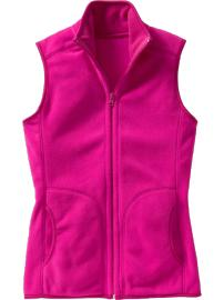 Old Navy: $5 Performance Fleece Vests
