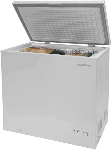 Consumer Recalls: Chest Freezers