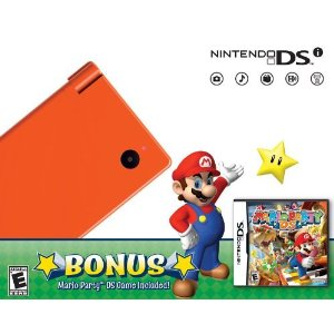 Nintendo DS Bundle Orange