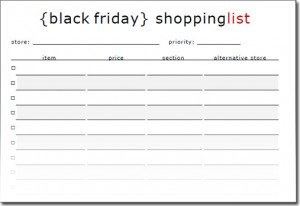 Image result for black friday plan