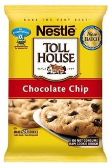 Target: FREE Nestle Toll House Cookie Dough