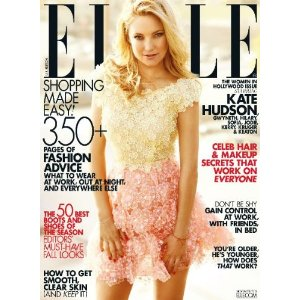 Elle Magazine Subscription $3.73