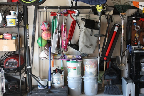 Preparing Your Home For The Holidays: Overhauling The Garage
