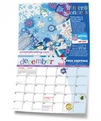 Free Samples Roundup: Oriental Trading Company 2011 Calendar + More Still Available
