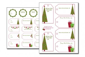 Free Samples Roundup: Printable Christmas Gif Tags + More Still Available
