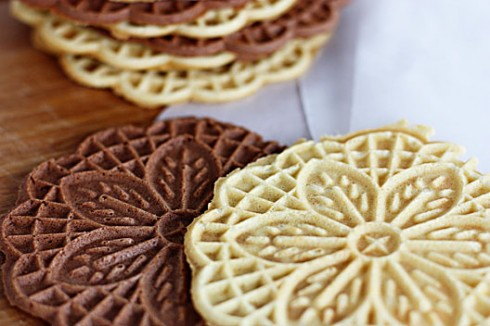 Pizzelles Recipe