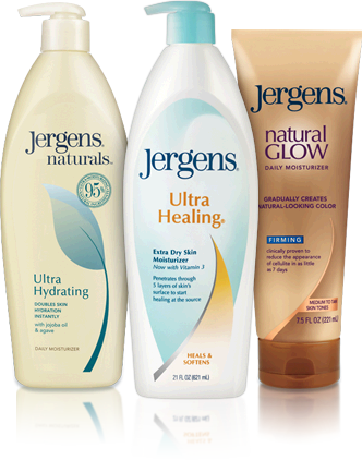 FREE Jergens Trial Size Product