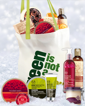 the body shop 50 off