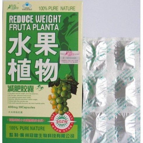 Consumer Recalls: Fruta Planta Weight Loss Products + More