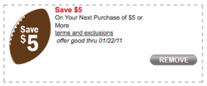 Meijer mPerks $5/5 coupon