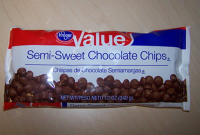 Consumer Recalls: Kroger Value Semi Sweet Chocolate Chips