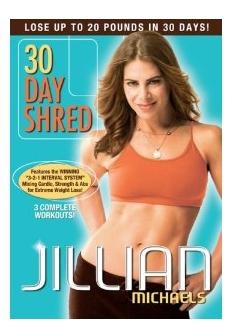 jillian michael's 30-day shred