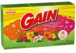 gain fabric softener free