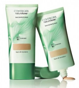 Free Sample Roundup: CoverGirl NatureLuxe Foundation + More Still Available