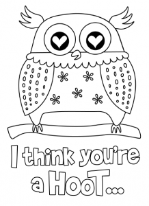 photo about Free Printable Valentine Cards to Color named Absolutely free Printable Valentine Playing cards Roundup - Package deal Searching for Mother