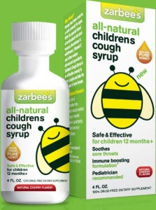 Zarbees Cough Syrup