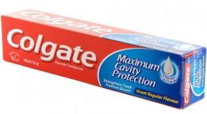 FREE Colgate Toothpaste 4.6oz.
